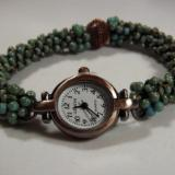W-4 Turquoise Picasso Watch